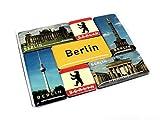 City Souvenir Shop Magnetset Berlin, 7-teilig