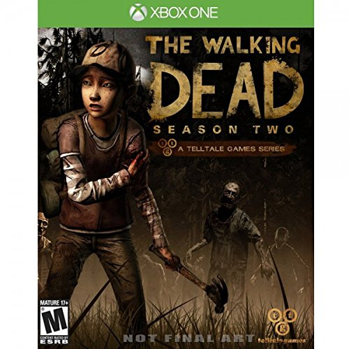Telltale Games The Walking Dead: Season Two, Xbox One