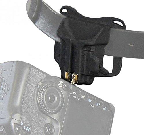 Riemclip, camerahouder voor de riem voor DSLR & compacte camera's - camera riem clip - Camera Belt Holster