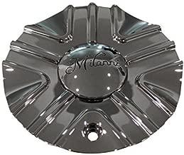 Milanni 461 Stealth Chrome Wheel RIm Center Cap 461-1770-CAP 461-1770-PLASTIC-CAP LG0912-20