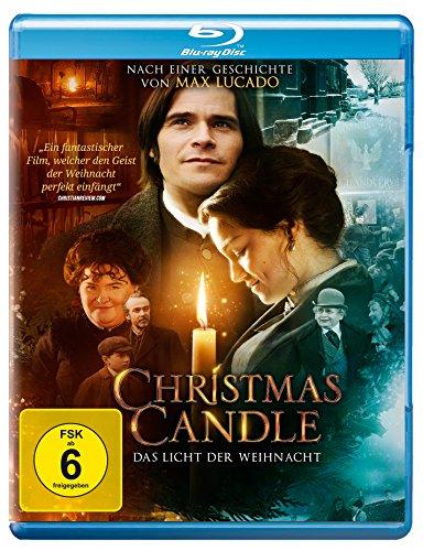 Christmas Candle - Das Licht der Weihnachtsnacht [Blu-ray]