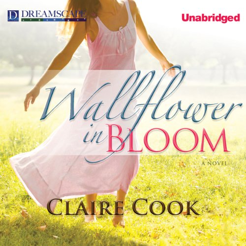 Wallflower in Bloom audiobook cover art