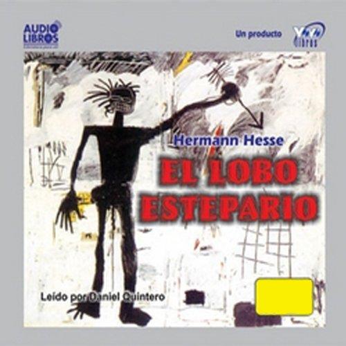El Lobo Estepario [Steppenwolf] audiobook cover art