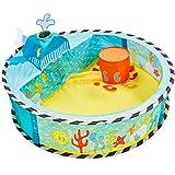 KidActive Kid Active Undersea Baby Ball Pit Launcher My First Piscina di Palline sottomari...