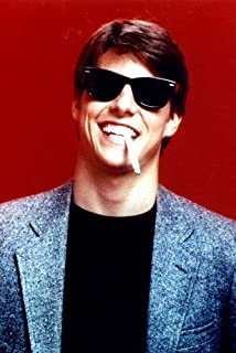 d8250a01d64df Tom Cruise in Risky Business 24x36 Poster cool look with sunglasses