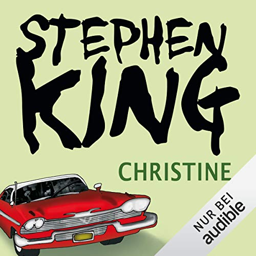 Christine [German Edition] cover art