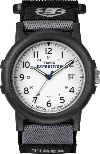 Timex Unisex-Armbanduhr Expedition Camper Analog Nylon T49713