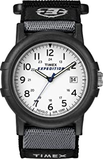 Timex Men's Expedition Camper 38 mm Fabric Strap Watch T49713 (B00284C9U0) | Amazon price tracker / tracking, Amazon price history charts, Amazon price watches, Amazon price drop alerts
