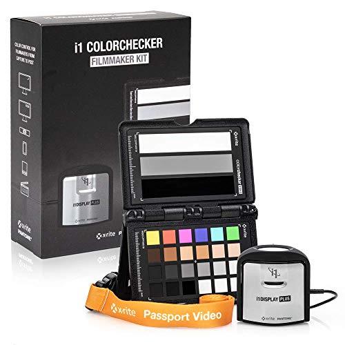 X-Rite i1 ColorChecker Filmmaker Kit (EODIS3PLCCPPVC) - i1Display Pro Plus and ColorChecker Passport Video