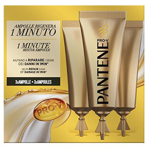 Pantene Ampolla Rigenera e Protegge, Capelli Danneggiati, 15 ml