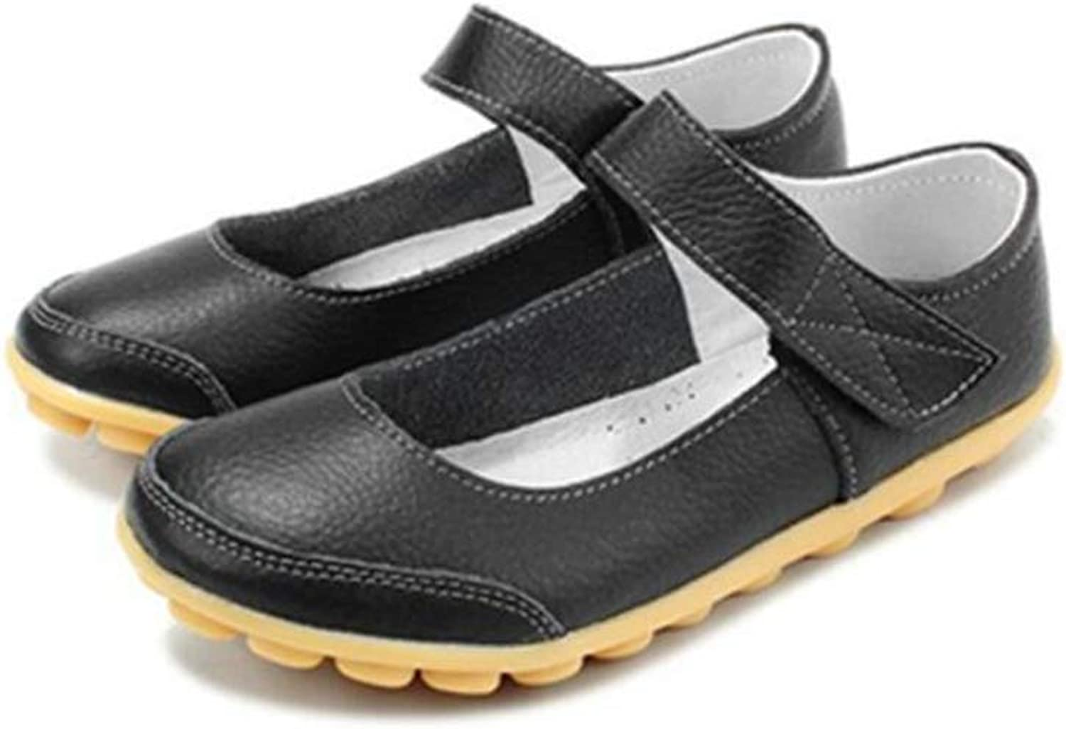 GUJMin Flat shoes Women's shoes Shallow Mouth Casual shoes Mother shoes Running shoes