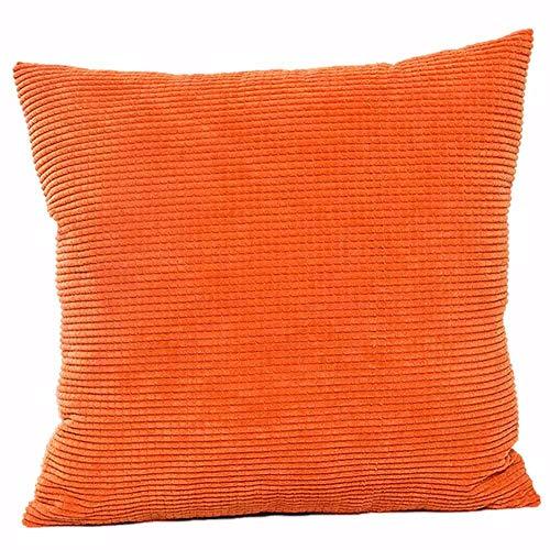 YWLINK 1PC Plaza Funda De Almohada Sofá Cintura Throw Cushion Cover DecoracióN para El Hogar Regalo para Mamá