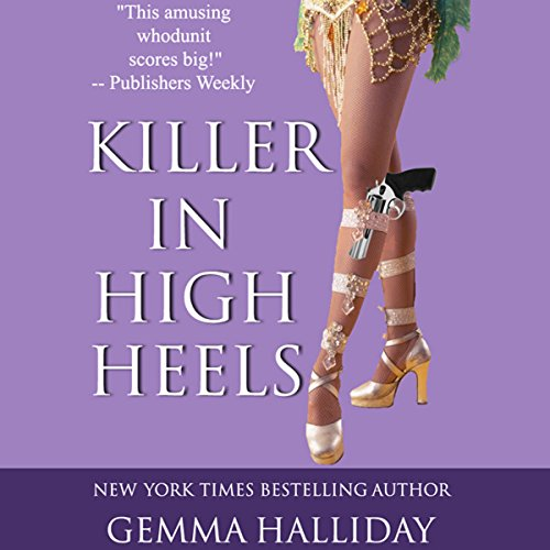 Killer in High Heels cover art