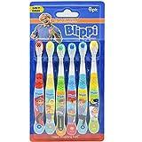Blippi 6-Pack Manual Toothbrushes