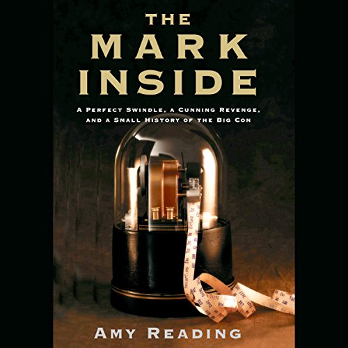 The Mark Inside audiobook cover art