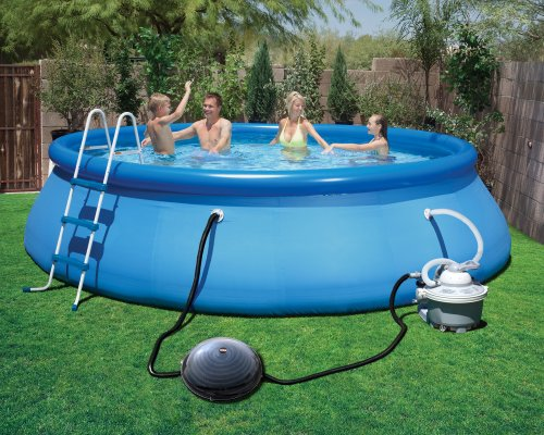 Blue Wave NS6022 SolarPRO XD3 Dome Above Ground Pool