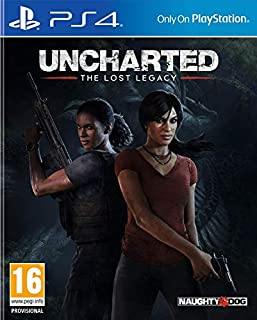 Uncharted : The Lost Legacy (B06Y92XHSZ) | Amazon price tracker / tracking, Amazon price history charts, Amazon price watches, Amazon price drop alerts