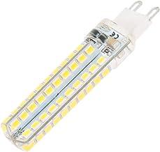 Gecheer 220V G9 Base 2835 SMD LED Silica Gel Mini Corn Light Bulb for Pendant Chandelier Desk Table Decoration Lamp