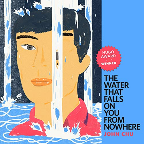 The Water That Falls on You from Nowhere audiobook cover art