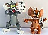 Comansi Il Set per Il Gioco Tom & Jerry Ride - Dimensioni Circa 5.5 - 7.0 cm