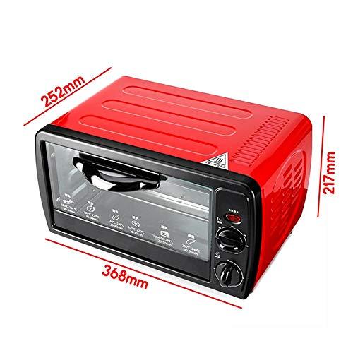 Mini tostadora 12l Hogar Durable Mini Temporización Inteligente Hornear Hogar Vida Cocina Pan Tostadora Horno Eléctrico Máquina Para Hornear Pan