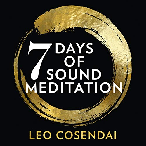 Seven Days of Sound Meditation cover art