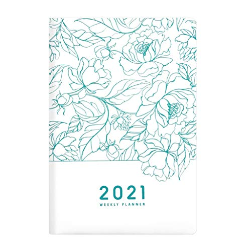 VIMI 2021 Diary (2021) Daily Planner-high-performance Time Management...