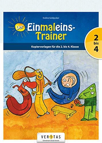 Der Einmaleins-Trainer - 2.-4. Schuljahr: Kopiervorlagen