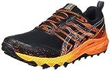 Asics Gel-Trabuco 9 G-TX, Trail Running Shoe Hombre, Black/Sheet Rock, 43.5 EU