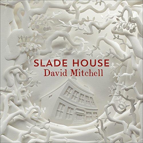 Slade House audiobook cover art