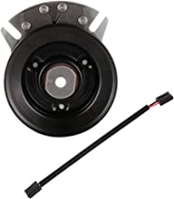 SCITOO New Electric PTO Clutch AM119683 Electric PTO Lawn Mower Clutch Compatible with MTD/Poulan/Roper/Snapper/Snapper Pro/Swisher/Toro/Troy-Bilt/Warner/White/Woods/Yazoo