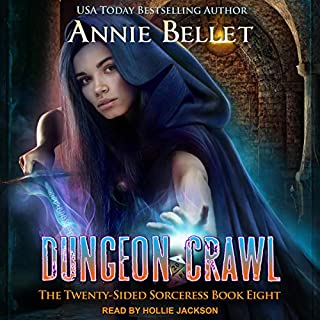 Dungeon Crawl     Twenty-Sided Sorceress Series, Book 8              By:                                                                                                                                 Annie Bellet                               Narrated by:                                                                                                                                 Hollie Jackson                      Length: 4 hrs and 33 mins     Not rated yet     Overall 0.0
