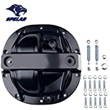 SPELAB Rear Differential Cover Billet Aluminium Alloy 8.8' Differential Cover for Ford with 10 Bolts
