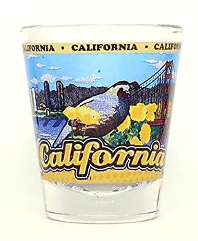 Best california shot glass Reviews