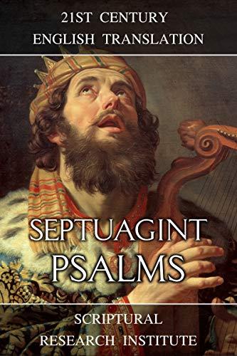 Septuagint: Psalms (English Edition)