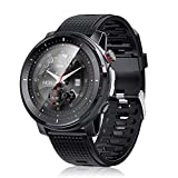 Watch, Smart Watch for Men Smartwatch for Android Phones iOS Phones Waterproof 11Sports Mode, Bluetooth Full Touch Screen Smart Watch with Heart Rate Monitor Blood Pressure Monitor Sleep Monitor