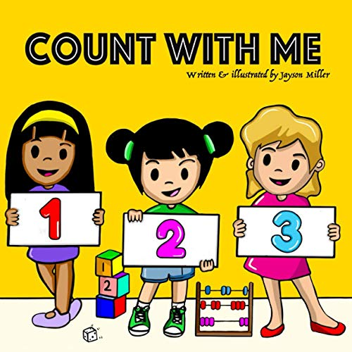 Count with me: 12345 (Jacob and friends)