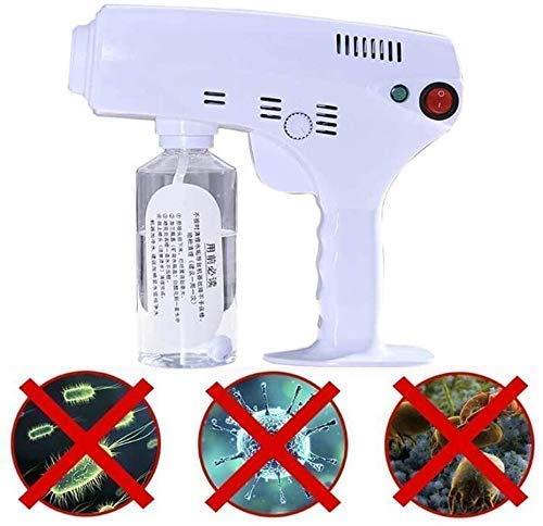 Ulv-Fogger, tragbarer Ulv-Sprayer, elektrischer Ulv-Sprayer, Nano-Dampfpistolen-Zerstäuber-Maschine, zur Indoor-Außenhygienedesinfektion