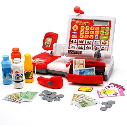 Tachan - Caisse enregistreuse électronique (CPA Toy Group 74045550)