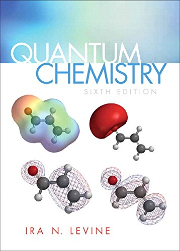 Quantum Chemistry (6th Edition)