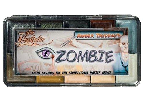 Skin Illustrator iZombie Make-up-Palette PPI Premiere Products Inc Alcohol Activated