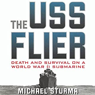 The USS Flier audiobook cover art