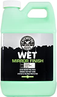 Chemical Guys GAP11216 Wet Mirror Finish, 16 fl. oz 64 fl. Oz (Half Gallon) GAP11264