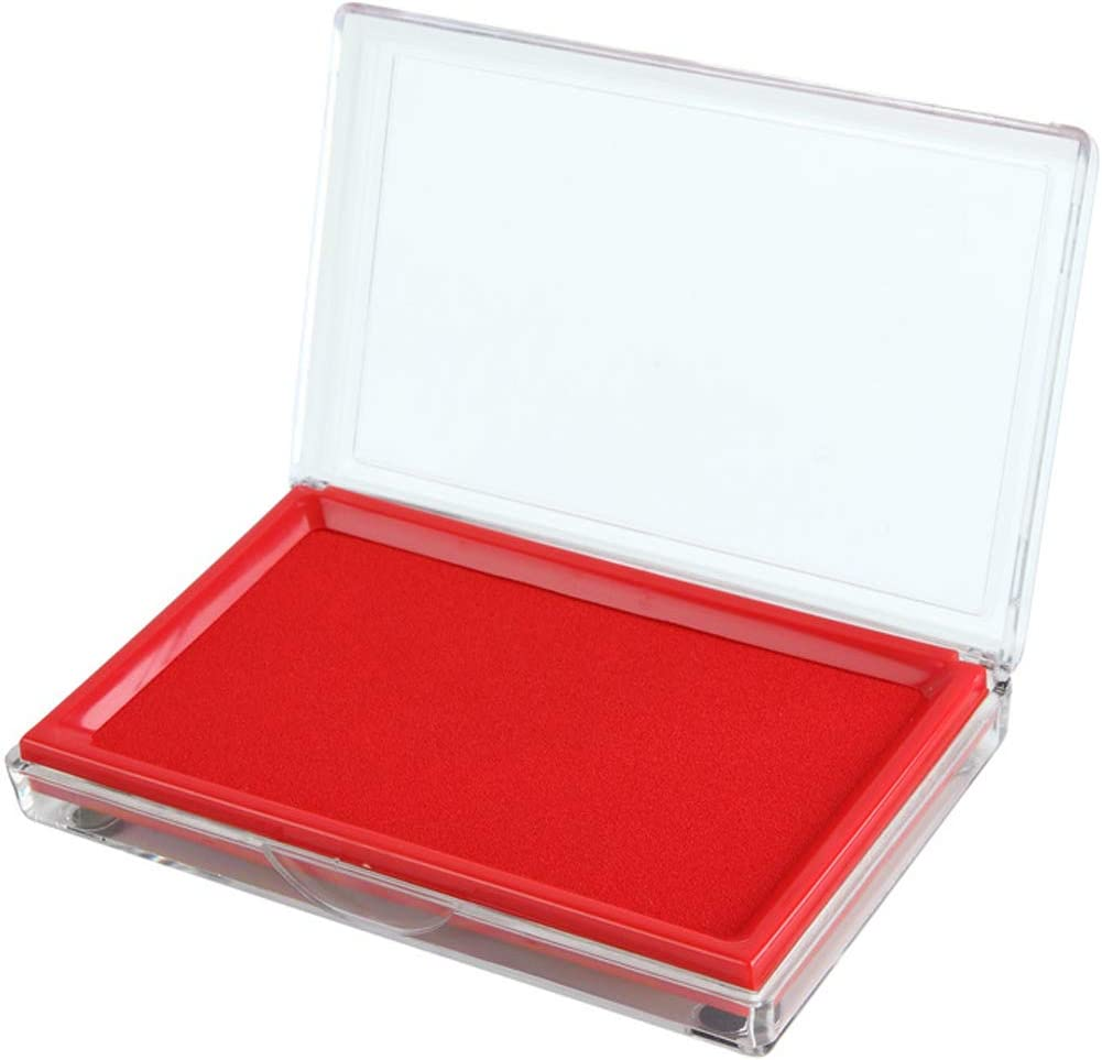 Calligraphy Stamp Large Limited time trial price special price Seal Painting Red Paste Chinese Pad Ink Yinni