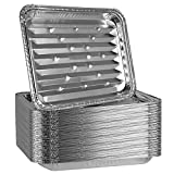 Best Broiler Pans - Plasticpro Aluminum Grill Pans, Broiler Pans, Grill Liners Review
