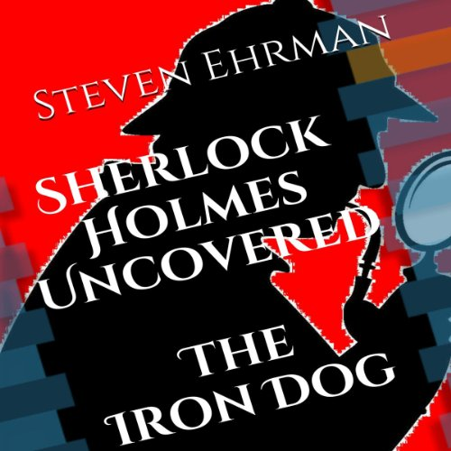 The Iron Dog audiobook cover art