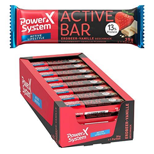 Power System Active Bar Bild