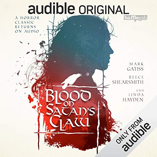 Blood on Satan's Claw audiobook cover art