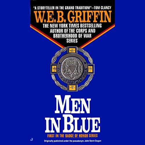 Men in Blue cover art