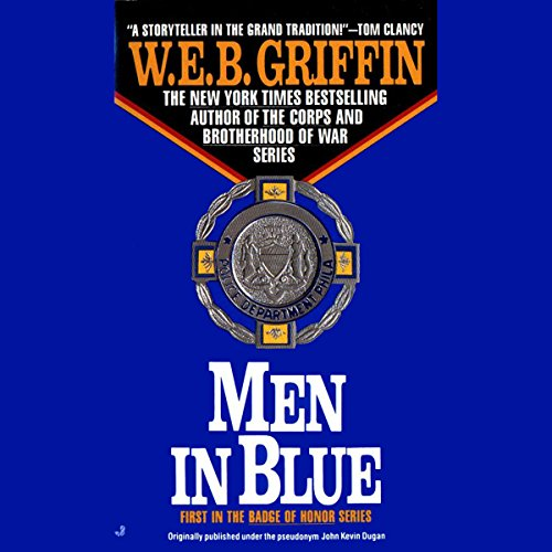 Men in Blue Titelbild